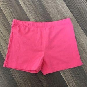 Girls est. 1989 Place Pink Shorts